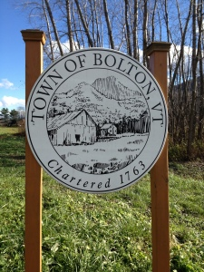Welcome to Bolton! Photo credit: A. Grover