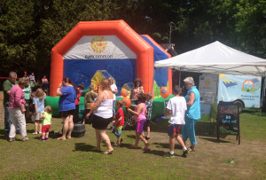 SunCommon Bouncy House